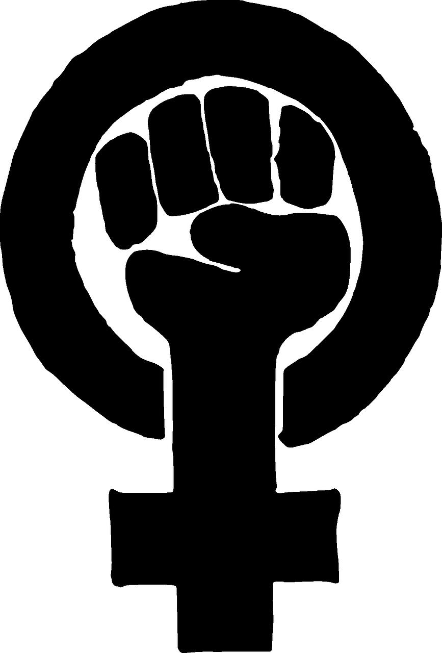 Логотип фем движения